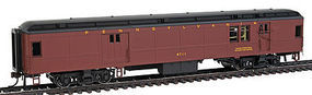 Con-Cor Baggage/Mail Pennsylvania RR #4711 HO Scale Model Train Passenger Car #95105