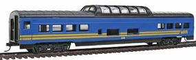 Con-Cor 72 Streamline Vista Dome VIA Rail HO Scale Model Train Passenger Car #952