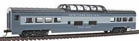 Con-Cor 72' Streamline Vista Dome New York Central HO Scale Model Train Passenger Car #953