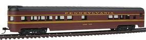 Con-Cor 72 Streamline Observation Pennsylvania Railroad HO Scale Model Train Passenger Car #965