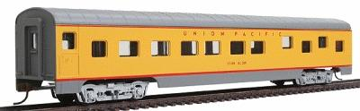 Con-Cor 72' Streamline Sleeper Union Pacific -- HO Scale Model Train Passenger Car -- #981