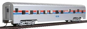 Con-Cor 72' Streamline Sleeper Amtrak (Phase II) HO Scale Model Train Passenger Car #986