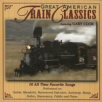 Con-Cor Instrumental CD Great American Train Classics Volume 1 Model Railroading Audio CD #990221