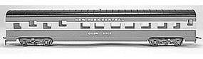 Con-Cor 72 Streamline Sleeper New York Central HO Scale Model Train Passenger Car #993