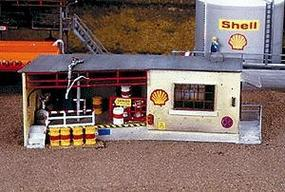 Con-Cor-Structures Cambria Fuel Depot HO-Scale