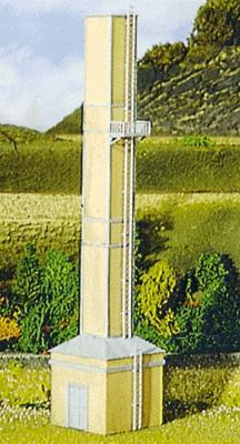Con-Cor-Structures Five Story Chimney - HO-Scale