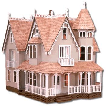 Greenleaf The Garfield Ccz8010 Corona Wooden Doll House Kits