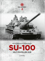 Canfora Red Machines Vol.2- SU100 Self-Propelled Gun (Hardback)