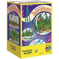 Creativity-for-Kids Macrame Terrarium Art And Craft Miscellaneous #1131000