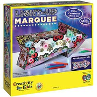 Creativity-for-Kids Light-Up Marquee Art And Craft Miscellaneous #1275000