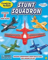 Creativity-for-Kids Stunt Squadron Art And Craft Miscellaneous #1676000