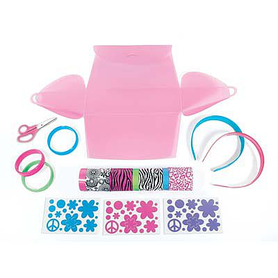 Creativity for Kids Duct Tape Fashion Accessories -- Activity Craft Kit -- #1739000