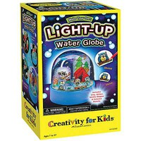 Creativity-for-Kids Light-Up Water Globe Art And Craft Miscellaneous #6102000