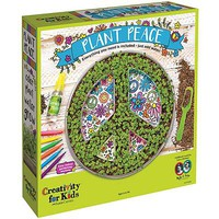 Creativity-for-Kids Plant Peace Art And Craft Miscellaneous #6105000