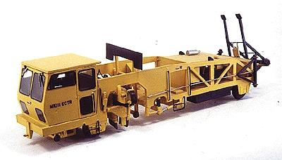 Custom-Finish Tamper trk algnmnt mach - HO-Scale