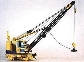 Custom-Finish Pyke 18T rail crane kit - HO-Scale