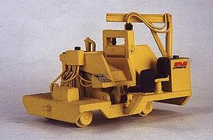 Custom-Finish Nordberg anchor applctr - HO-Scale
