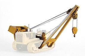 Custom-Finish Side boom wrecker - HO-Scale