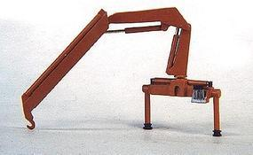 Custom-Finish Service crane attachment - HO-Scale