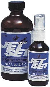 CGM Jet Set Adhsve w/Pump 2oz