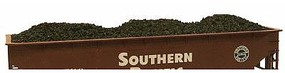 Chooch Coal Load For Accurail AAR Tripple Hopper (2) HO Scale Model Train Freigt Car Load #7100