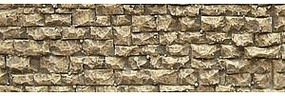 Chooch Flexible Random Stone Wall Small Stones HO Scale N Scale #8250