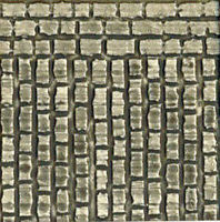 Chooch HO Flexible Medium Cobblestone Street (Self Adhesive)