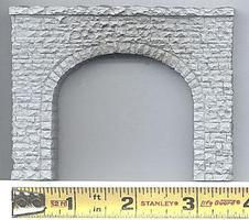 Chooch Tunnel Portal Double Random Stone 3.5 x 2.75 pkg(2) - N-Scale