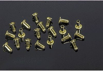 Cir-Kit Large Hollow Eyelets (20)