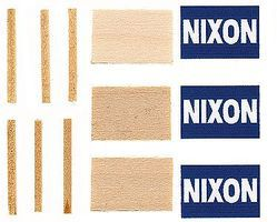 Calumet Lawn Sign Nixon 3/ HO-Scale (3)