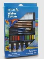 Colart Watercolor Complete Painting Set Watercolor Paint #8312142