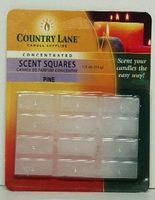 Candle-Making Concentrated Scent Square Pine 1/2oz. Candle Making Kit #70718