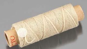 Constructo .50mm Light Cotton Rigging Thread Model Boat Part