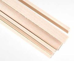 Constructo Strips Ayous Wood Ivory 2x6x1000mm (10)
