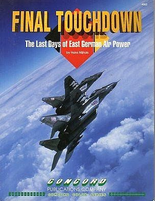 Concord Publications Final Touchdown (D) -- Military History Book -- #4003