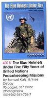 Concord Peacekeepers Under Fire (D) Military History Book #4018