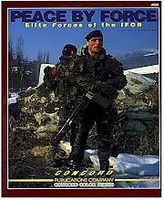 Concord Peace By Force (D) Military History Book #4020