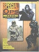 Concord Journal of the Elite Forces & Swat Units Vol.4 Military History Book #5504