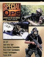 Concord Journal of the Elite Forces & Swat Units Vol.9 Military History Book #5509