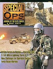 Concord Publications Journal of the Elite Forces & Swat Units Vol.25 -- Military History Book -- #5525