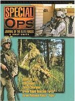 Concord Journal of the Elite Forces & Swat Units Vol.38 Military History Book #5538