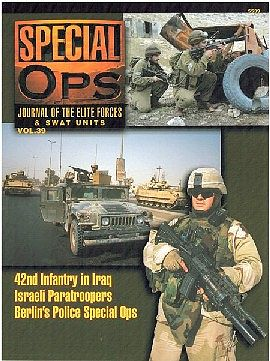 Concord Publications Journal of the Elite Forces & Swat Units Vol.39 -- Military History Book -- #5539