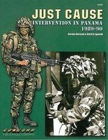 Concord Operation Just Cause - Intervention in Panama 1989-90 Military History Book #6503
