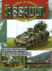 Concord Publications Assault- Journal of Armored & Heliborne Warfare Vol.6 -- Military History Book -- #7806