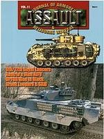 Concord Assault- Journal of Armored & Heliborne Warfare Vol.11 Military History Book #7811
