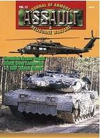 Concord Assault- Journal of Armored & Heliborne Warfare Vol.12 Military History Book #7812