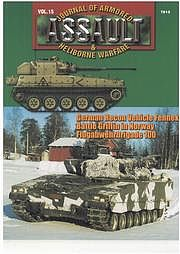 Concord Publications Assault- Journal of Armored & Heliborne Warfare Vol.15 -- Military History Book -- #7815