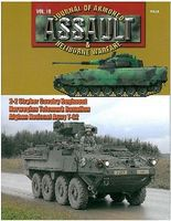 Concord Assault- Journal of Armored & Heliborne Warfare Vol.18 Military History Book #7818