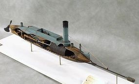 Cottage David Confederate Torpedo Boat Civil War Plastic Model Torpedo Boat Kit 1/32 Scale #32002