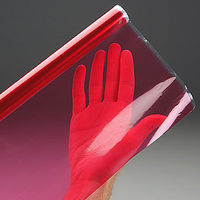 Coverite 21st Century MicroLite Transparent Red